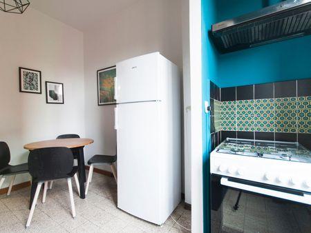 Bright apartment located in Navigli area