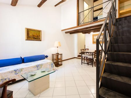 Inviting 2-bedrooms flat close to the Lorenzo de' Medici Institute