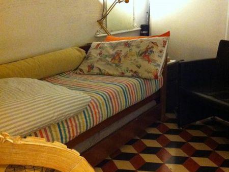 Single bedroom in 2-bedroom apartment
