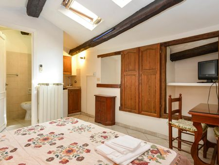 Homely and comfy studio in Trastevere
