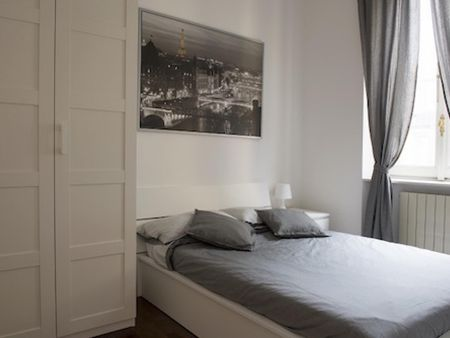 Double bedroom in Duomo - Brera