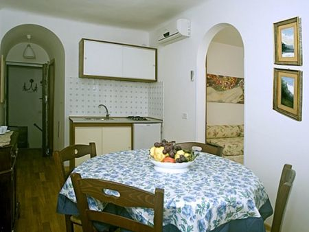 Ample 1-bedroom apartment in typical Trastevere