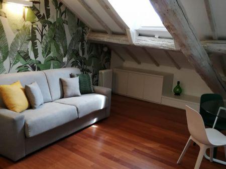 1-Bedroom apartment near P.TA Genova FS metro station