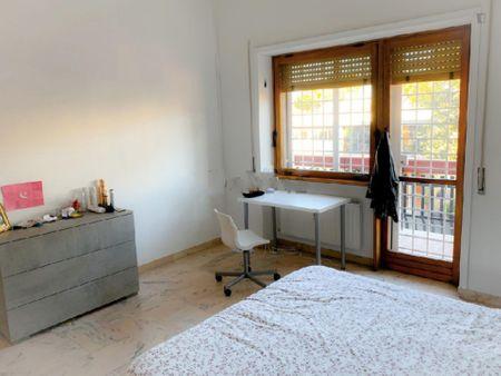 Cosy single bedroom in Tuscolano Neighborhood
