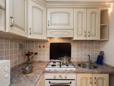 Enjoyable 1-bedroom apartment near Castel Sant'Angelo