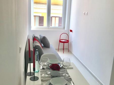 Apartment centrally located in Rome