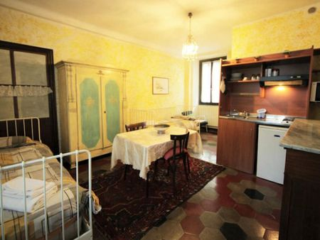 Friendly studio in residential Novate Milanese
