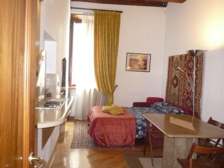 Suitable 1-bedroom apartment in the vicinity of the Lorenzo De' Medici Srl