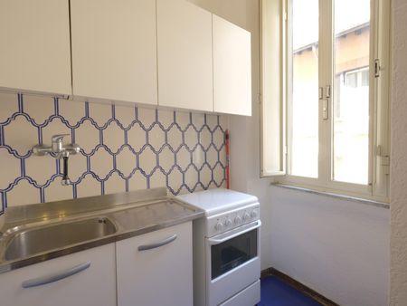 Alluring studio in Trastevere