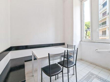 Luminous bedroom close to Università La Sapienza