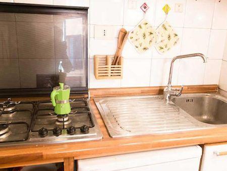 Alluring 1-bedroom apartment in Trastevere