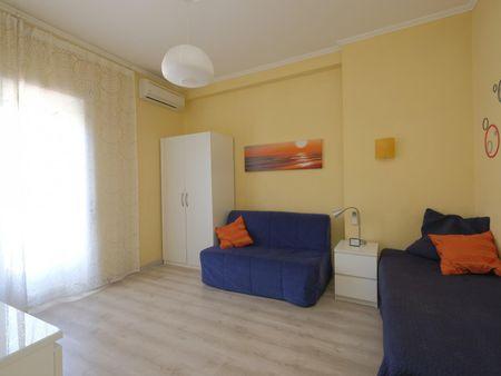Lovely 2-bedroom apartment near Furio Camillo metro station