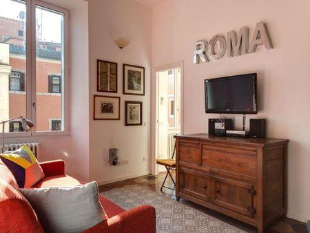 Bright and quiet 2-bedroom apartment close to the Università Roma TRE - Architettura
