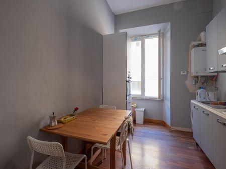 Inviting double bedroom in Trieste