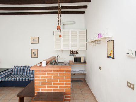 Fresh and welcoming 1-bedroom apartment next to Universittà Bocconi