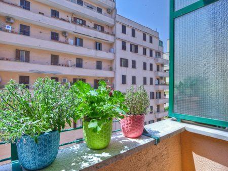 Lovely 1-bedroom apartment in Quartiere IX Appio Latino