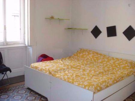 Pleasant double bedroom next to Università Bocconi