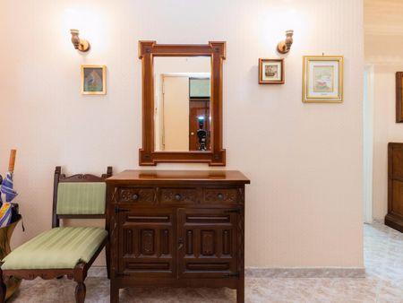 Double bedroom near Alessandrino metro station