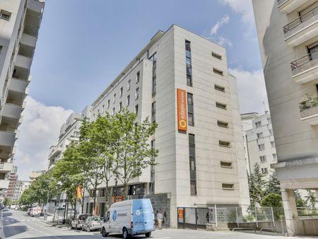 Studio confortable refait à neuf et moderne pour 2 au pied de la Défense à Courbevoie
