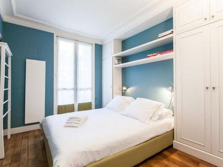 Really nice 1-bedroom apartment near the Jussieu metro