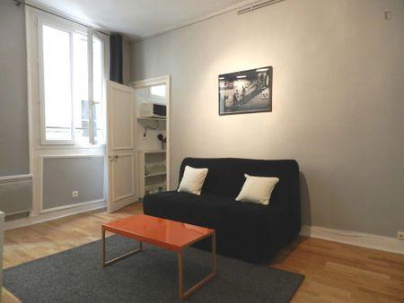 Offer titleCosy studio in the Opéra neighbourhood