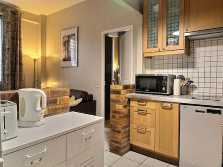 Cute 1-bedroom apartment in Paris, right next to Campo-Formio subway station