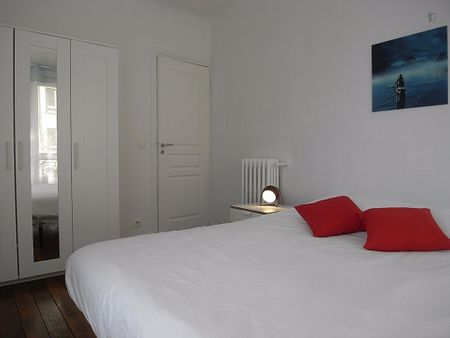 Delightful apartment in Grenelle
