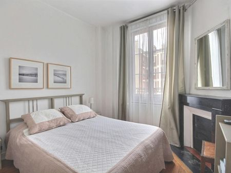 Comfy 1-bedroom apartment in Paris, near jardin Émile-Gallé