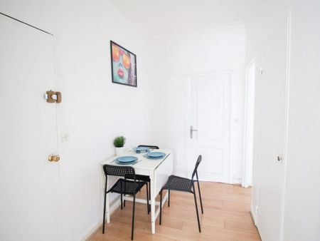 Admirable double bedroom in Beaugrenelle
