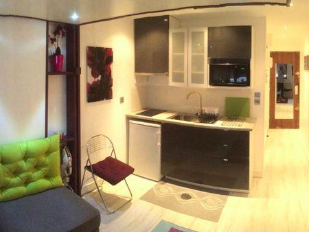 Swell studio apartment in Roquette