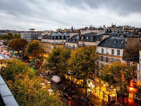 Compact studio in the 8E - Champs-Elysées neighbourhood