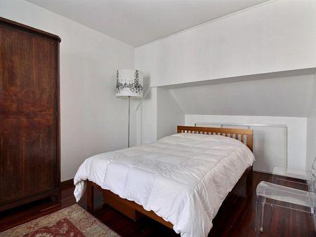Bright studio apartment in Paris, near Rambuteau subway station