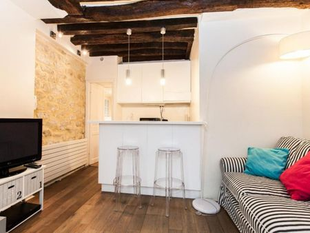Lovely 1-bedroom flat in Bourse - Sentier
