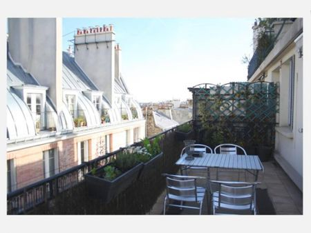 1-Bedroom apartment in 18e-Montmartre-Pigalle