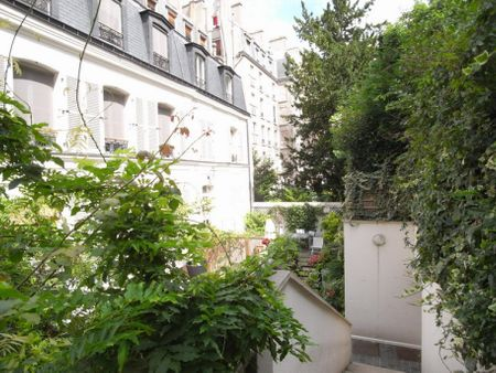 Pleasant 2-bedroom apartment near Trocadéro