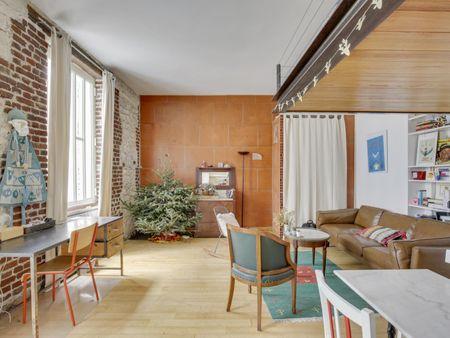 Studio moderne - Gambetta Père Lachaise Paris 20ème