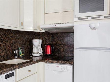 High-quality 1-bedroom apartment in 15e - Vaugirard neighbourhood
