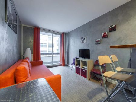 Attractive studio in Faubourg Saint-Germain