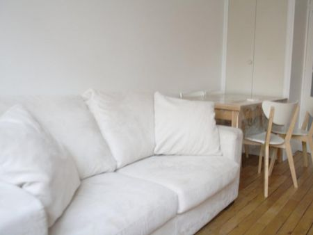 Appealing 1-bedroom apartment near the Pernety metro