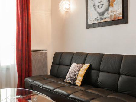 1-Bedroom apartment near Pernety metro station
