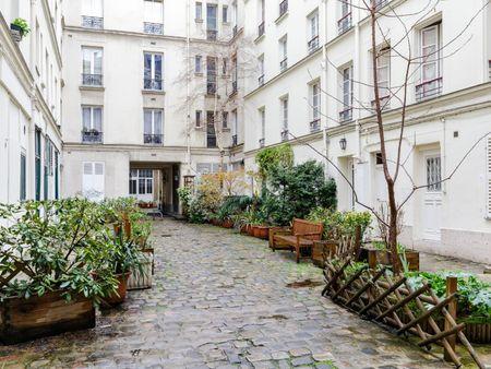 Appartement 2 pièces confortable pour 2 personnes - Paris 6ème