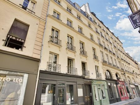1-bedroom apartment Saint-Germain-des-Prés