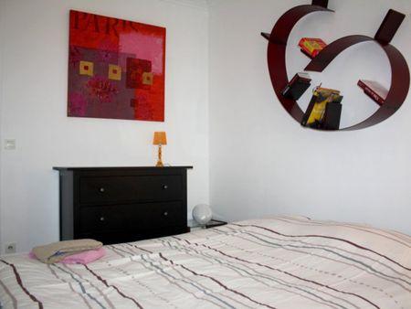 1-Bedroom apartment in 15e-Vaugirard