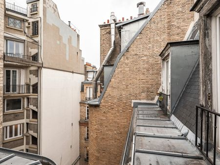 Studio in 16th arrondissement