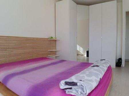 Great Double bedroom, in 2-bedroom apartment