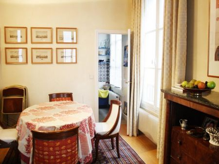 Stupendous 2-bedroom apartment in 6e-Luxembourg