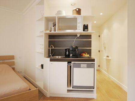 Very clean studio flat in the 16th arrondissement