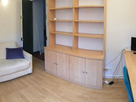 Homely studio apartment in proximity of Tour Eiffel