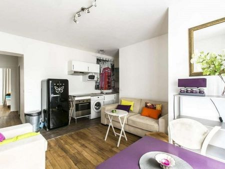 Restful 1-bedroom apartment near the Victor Hugo metro