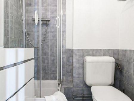 Comfortable 1-bedroom apartment in 10e - Gare du Nord